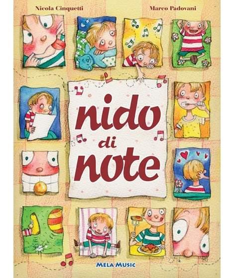 NIDO DI NOTE - libro + cd
