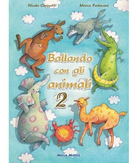 BALLANDO CON GLI ANIMALI 2 - PDF + Mp3