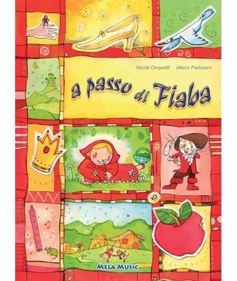 A PASSO DI FIABA - libro + cd