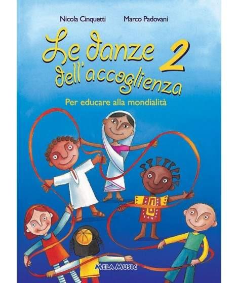 LE DANZE DELL'ACCOGLIENZA 2 - PDF + Mp3