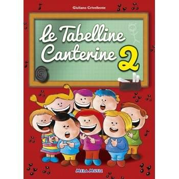 LE TABELLINE CANTERINE 2 - PDF + Mp3