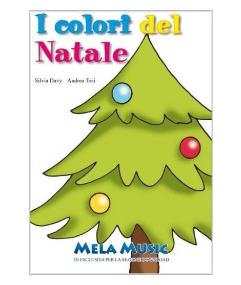 I COLORI DEL NATALE - PDF + Mp3