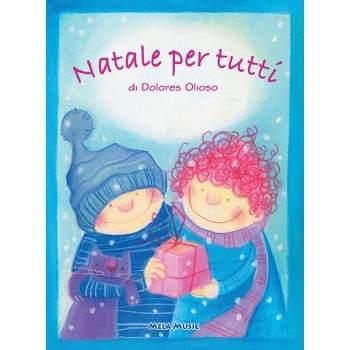 NATALE PER TUTTI - libro + cd