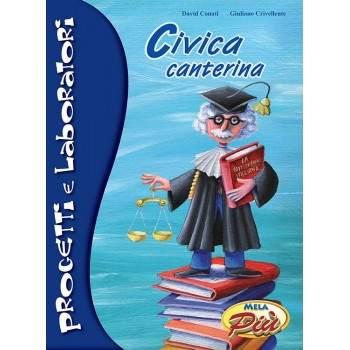 CIVICA CANTERINA - libro + cd