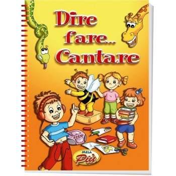 DIRE FARE... CANTARE - libro + cd