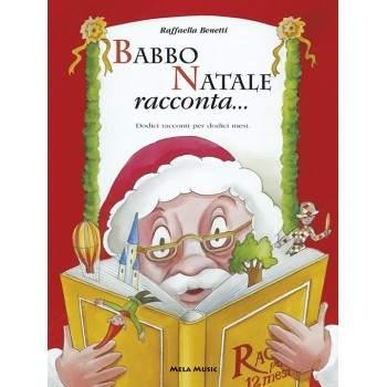 BABBO NATALE RACCONTA - PDF + Mp3