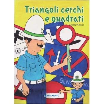 TRIANGOLI CERCHI QUADRATI - PDF + Mp3
