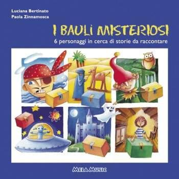 I BAULI MISTERIOSI - libro