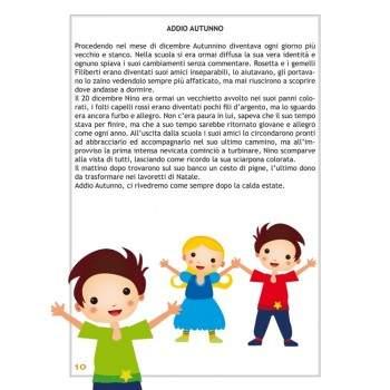 L'AUTUNNO DEI BAMBINI - PDF + Mp3