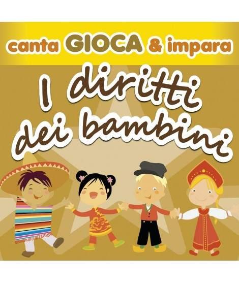 CANTA GIOCA & IMPARA... I DIRITTI DEI BAMBINI - PDF + Mp3