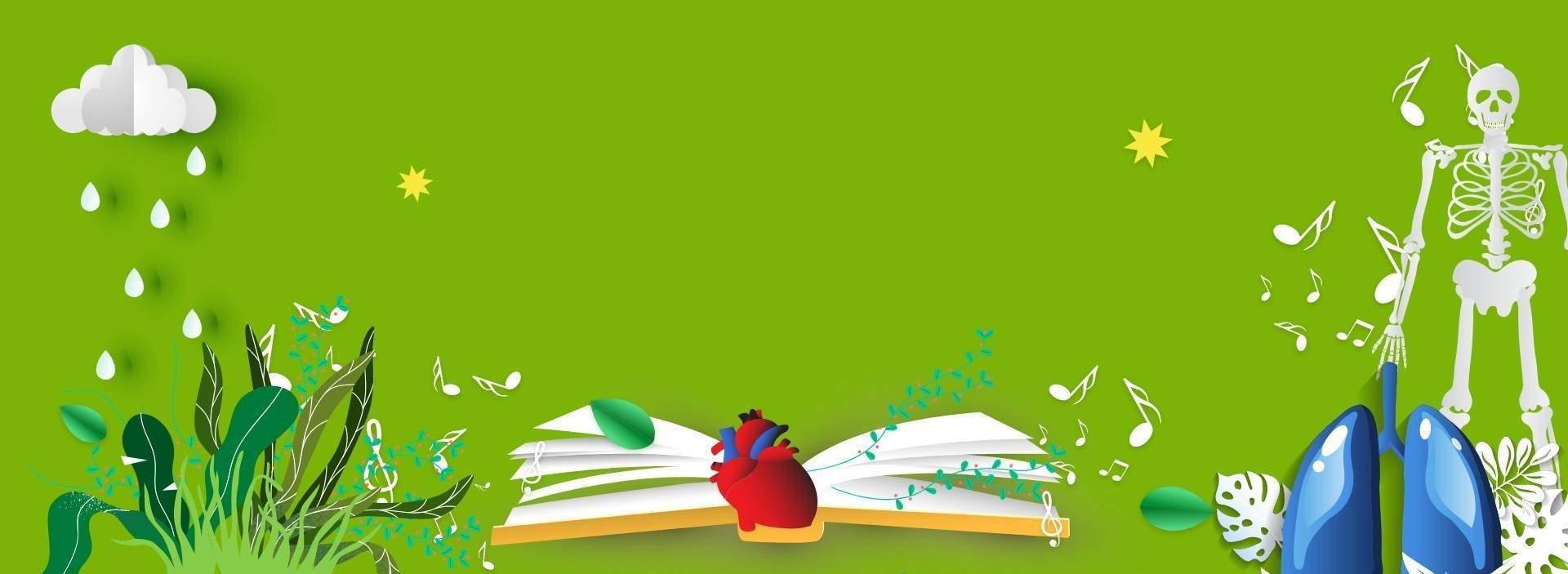 Audiolibri per bambini di scienze | Libro+cd di scienze per bambini