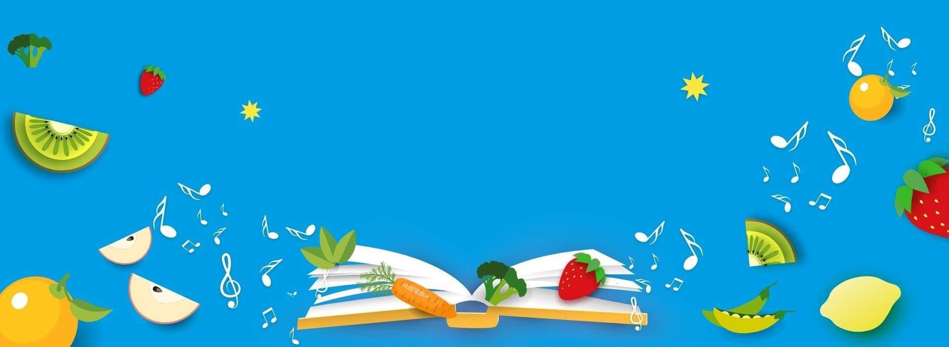 Audiolibri sull'alimentazione per bambini  Mela Music